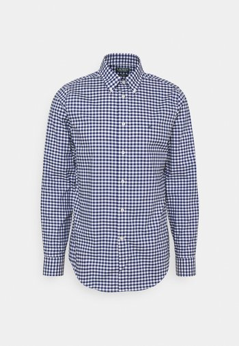 LONG SLEEVE SHIRT - Formal shirt - navy