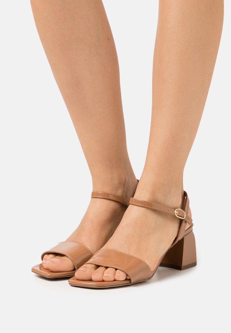 ALDO - GLEAWIA - Sandály - light brown