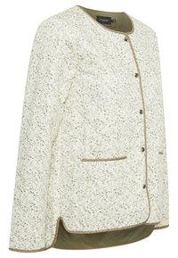 Soaked in Luxury - SLBANKS - Light jacket - viol print whisper white - 5