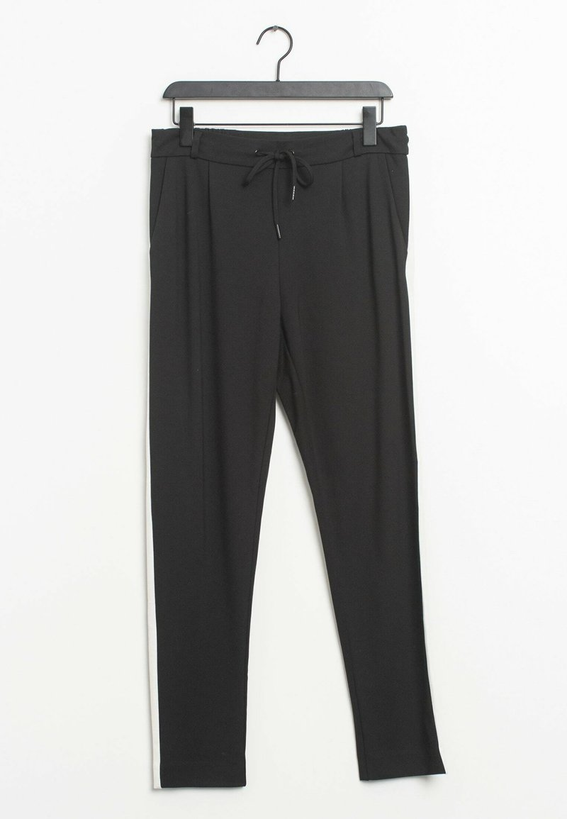 comma - Tracksuit bottoms - black