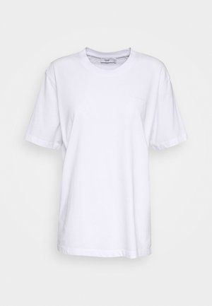 WOMENS  - Basic T-shirt - white