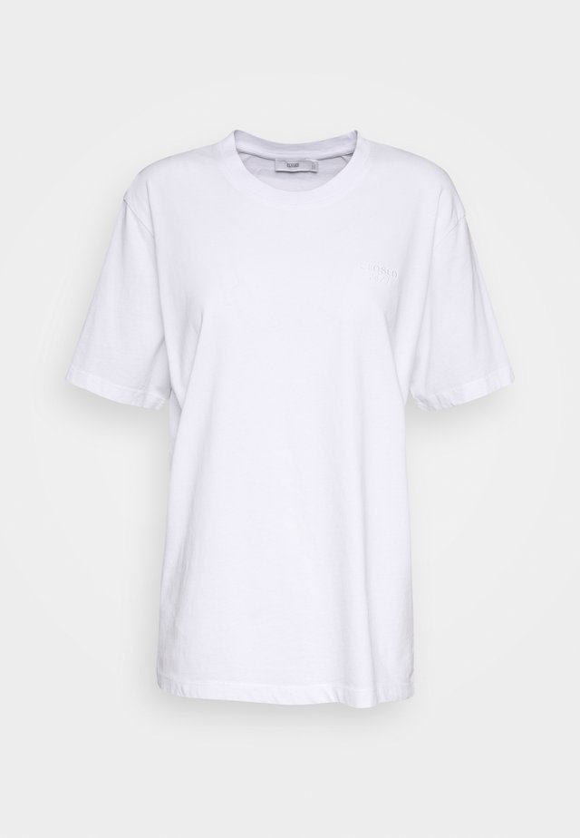 WOMENS  - Camiseta básica - white
