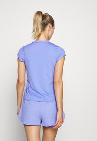 Nike Performance - DRY  - Camiseta básica - royal pulse/white - 2