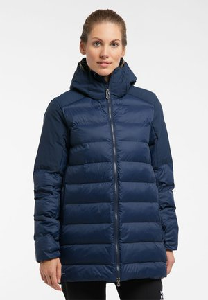 DALA MIMIC PARKA  - Winter coat - tarn blue