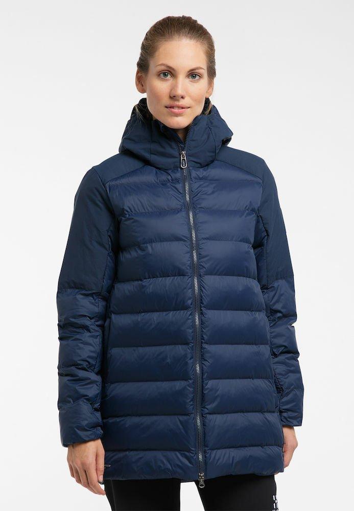 Haglöfs - DALA MIMIC PARKA  - Winter coat - tarn blue