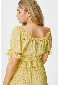 C&A - ARCHIVE - Blouse - light yellow - 1