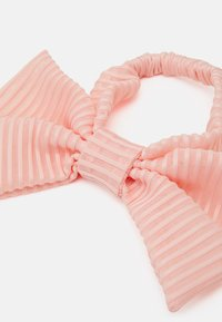 WAUW CAPOW by Bangbang Copenhagen - BOW HEADBAND 2 PACK - Akcesoria do stylizacji włosów - pink/black - 3