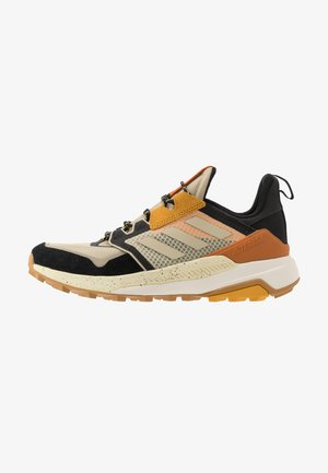 adidas TERREX TRAILMAKER WANDERSCHUHE - Hiking shoes - savannah/core black/solar gold