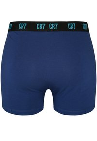 Cristiano Ronaldo CR7 - CRISTIANO RONALDO BASIC RETROSHORTS 3-PACK - Pants - blue.dark blue/grey - 6