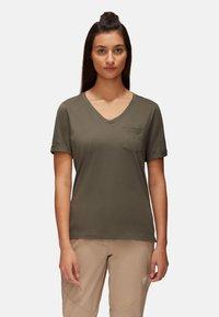 Mammut - T-shirt basic - iguana - 0