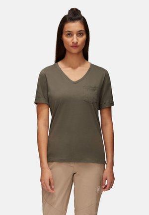 Basic T-shirt - iguana