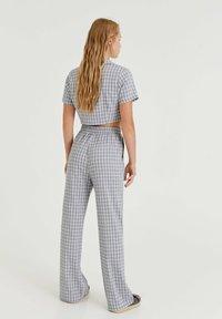 PULL&BEAR - Kalhoty - light grey - 2