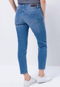 zero - Slim fit jeans - light blue destro - 2