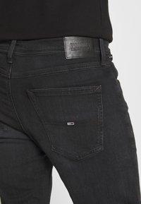 Tommy Jeans - MILES - Slim fit jeans - max black - 6