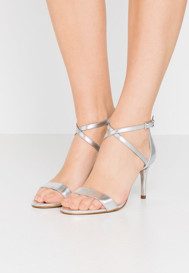 AVA MID  - Sandales - silver