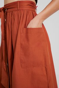 YAS - YASPICCA SKIRT ICONS - A-line skirt - picante - 4