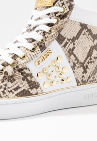 Guess - Sneaker high - brown - 2