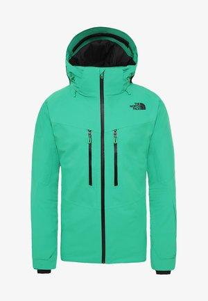 CHAKAL - Snowboard jacket - green