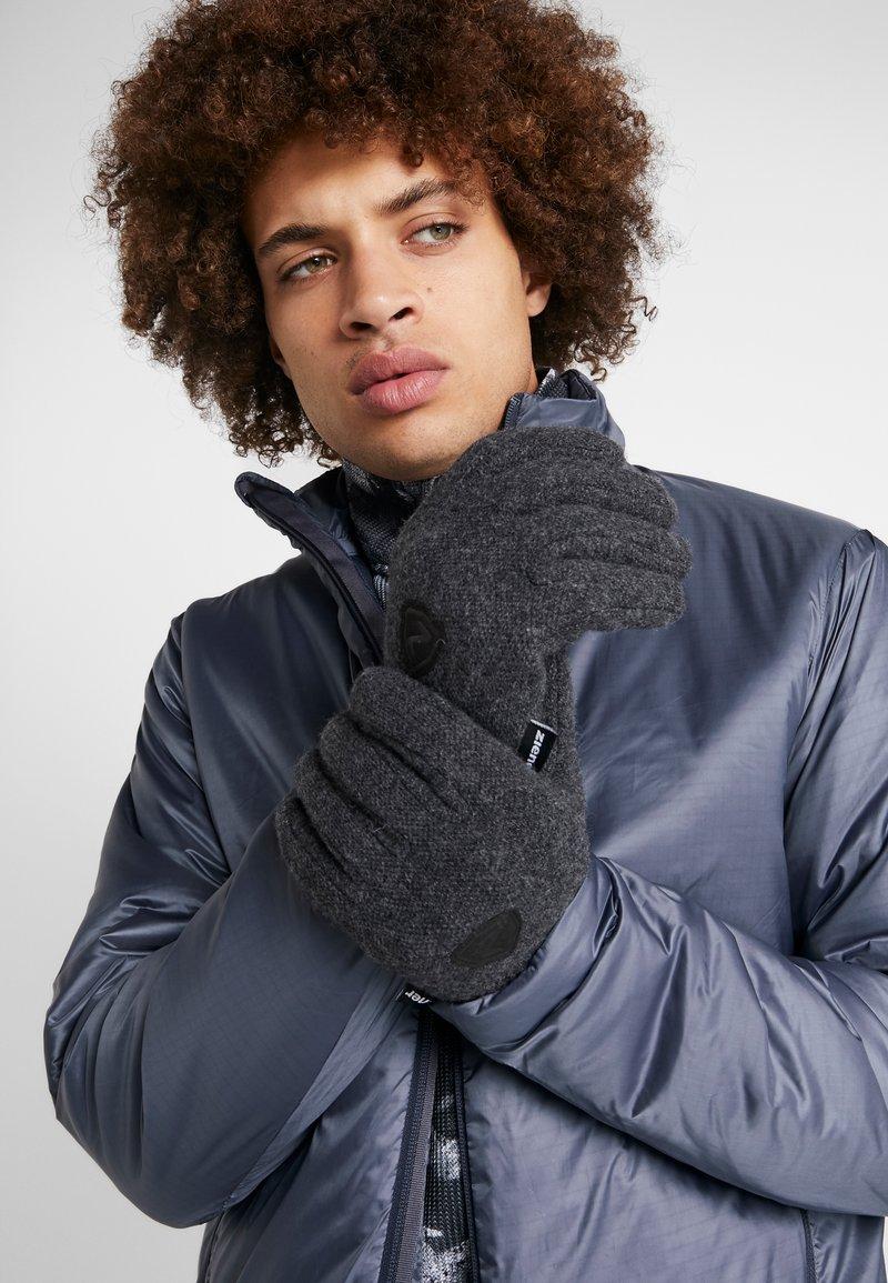 Ziener - ILDO GLOVE MULTISPORT - Gloves - dark melange