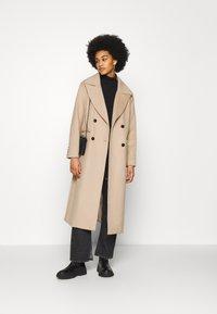 Pepe Jeans - MARA - Classic coat - sandstorm - 1