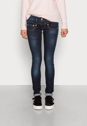 PITCH SLIM REUSED - Slim fit jeans - dull