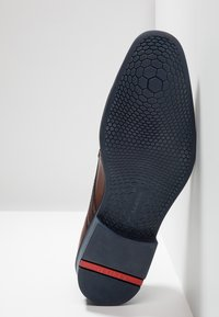 Lloyd - GRIFFIN - Zapatos con cordones - cioccolato/ocean - 4