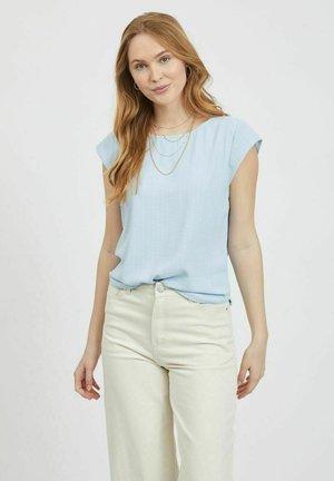 VILOVIE CAPSLEEVE - Blouse - cashmere blue