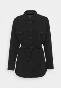 Opus - HALOLA - Krátký kabát - black - 0