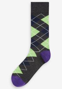 Next - Socks - blue - 3