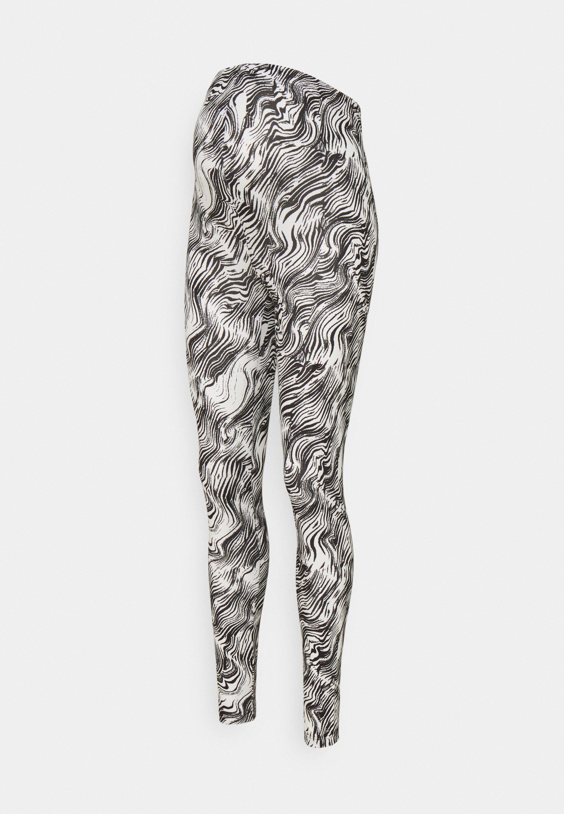 Women MLELLEEN  - Leggings - Trousers