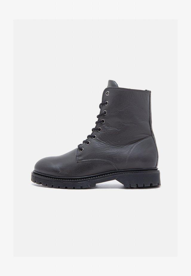 SUNNY  - Cowboy/biker ankle boot - dark grey