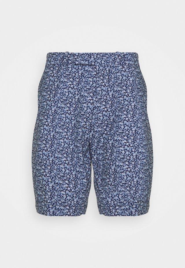 GOLF ATHLETIC SHORT - Sportovní kraťasy - blue