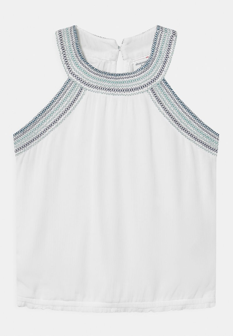 Abercrombie & Fitch - Top - white