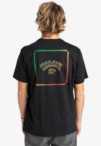Billabong - Print T-shirt - black - 1