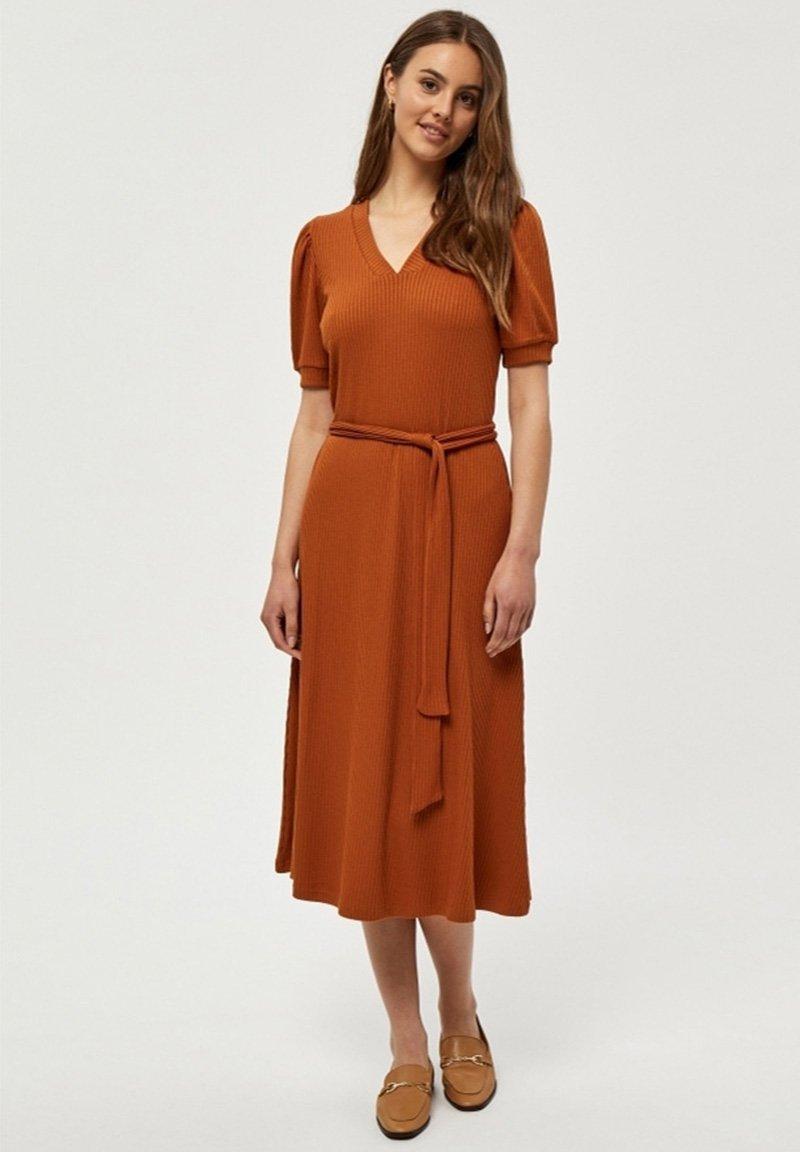 Mujer Vestido de punto