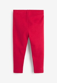Next - SOFT TOUCH - Leggings - Trousers - red - 1