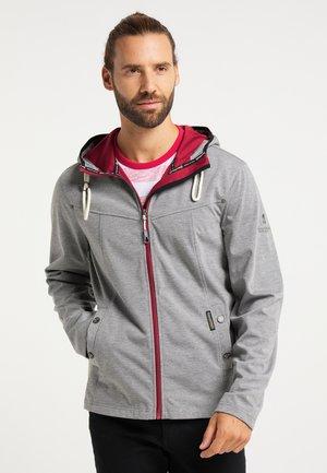 FUNKTIONS - Outdoor jacket - grau melange