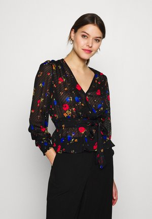 Blouse - black