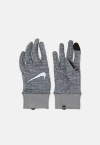 iron grey heather/grey fog/silver