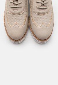 Anna Field - Zapatos de vestir - beige - 5