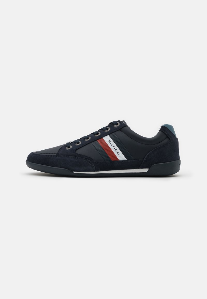 Tommy Hilfiger - CORPORATE CUPSOLE - Trainers - desert sky