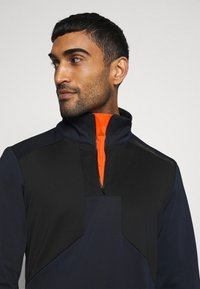 Icepeak - BRAYTON - Fleece jumper - dark blue - 3