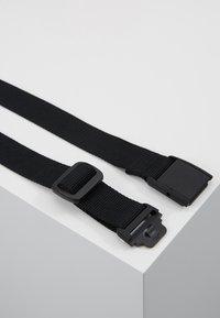 Carhartt WIP - HAYES BUCKLE BELT - Belt - black - 2