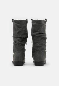 New Look - CHERISH - Vysoká obuv - mid grey - 3