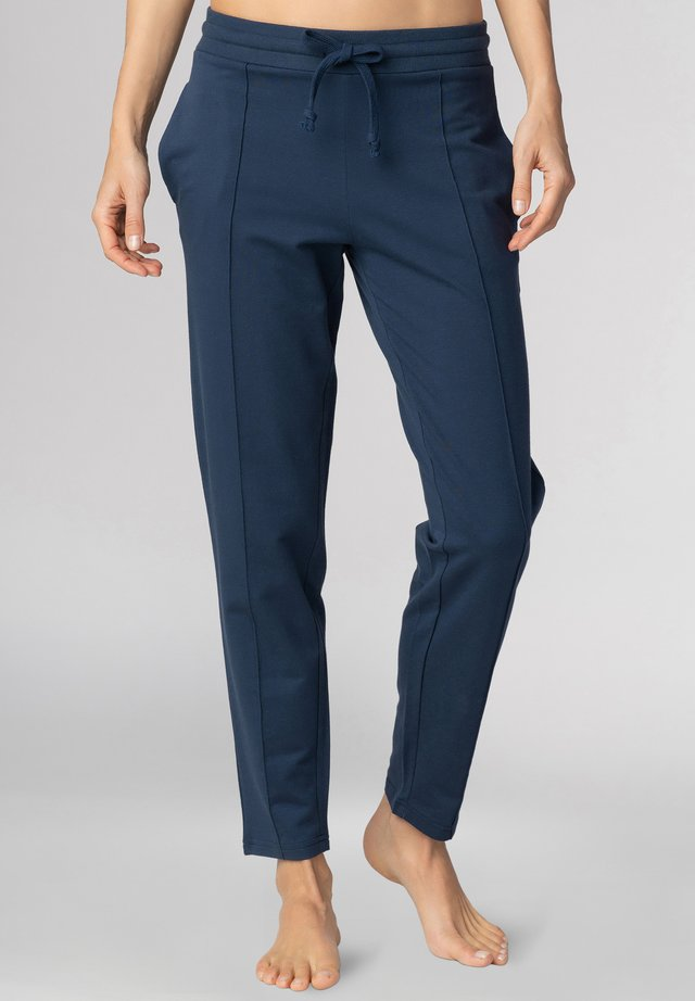HOMEWEAR HOSE SERIE NIGHT2DAY - Pyjama bottoms - night blue