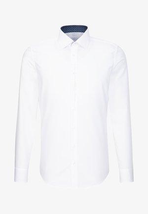 SLIM FIT - Zakelijk overhemd - weiss