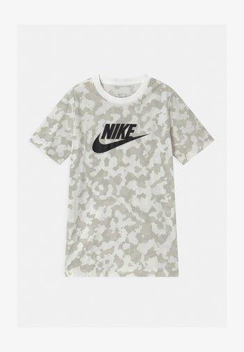 FUTURA - Print T-shirt - summit white