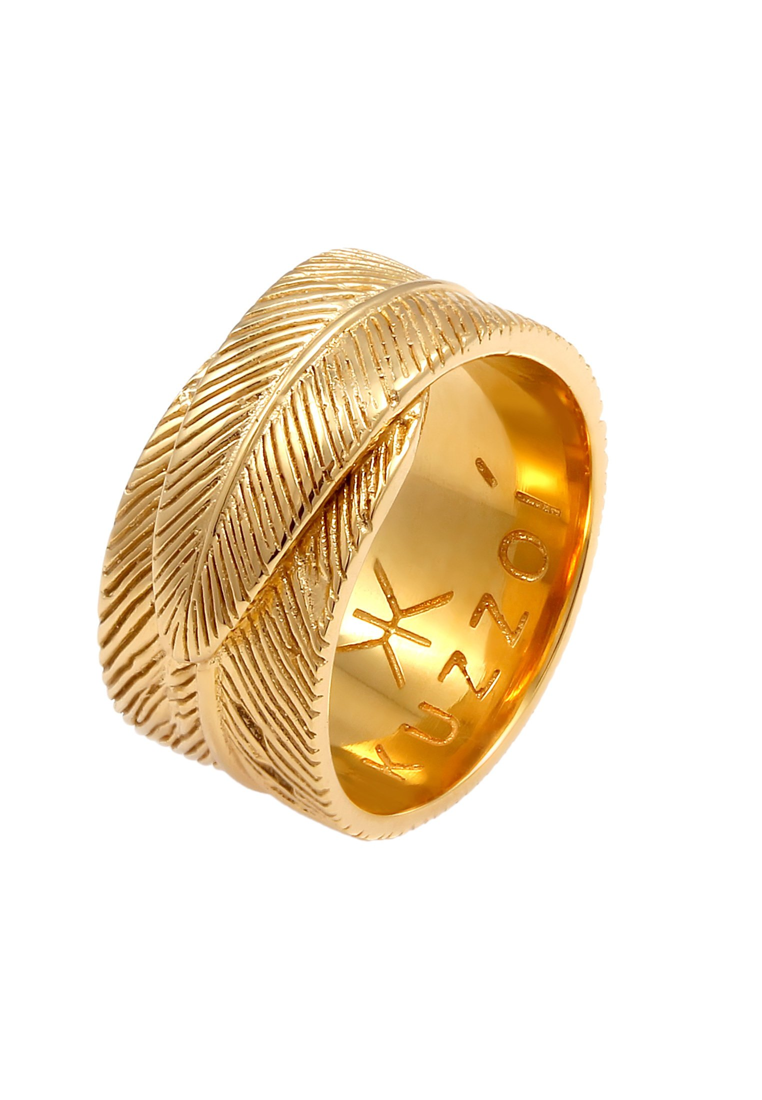 Homme FEATHER CHUNKY - Bague