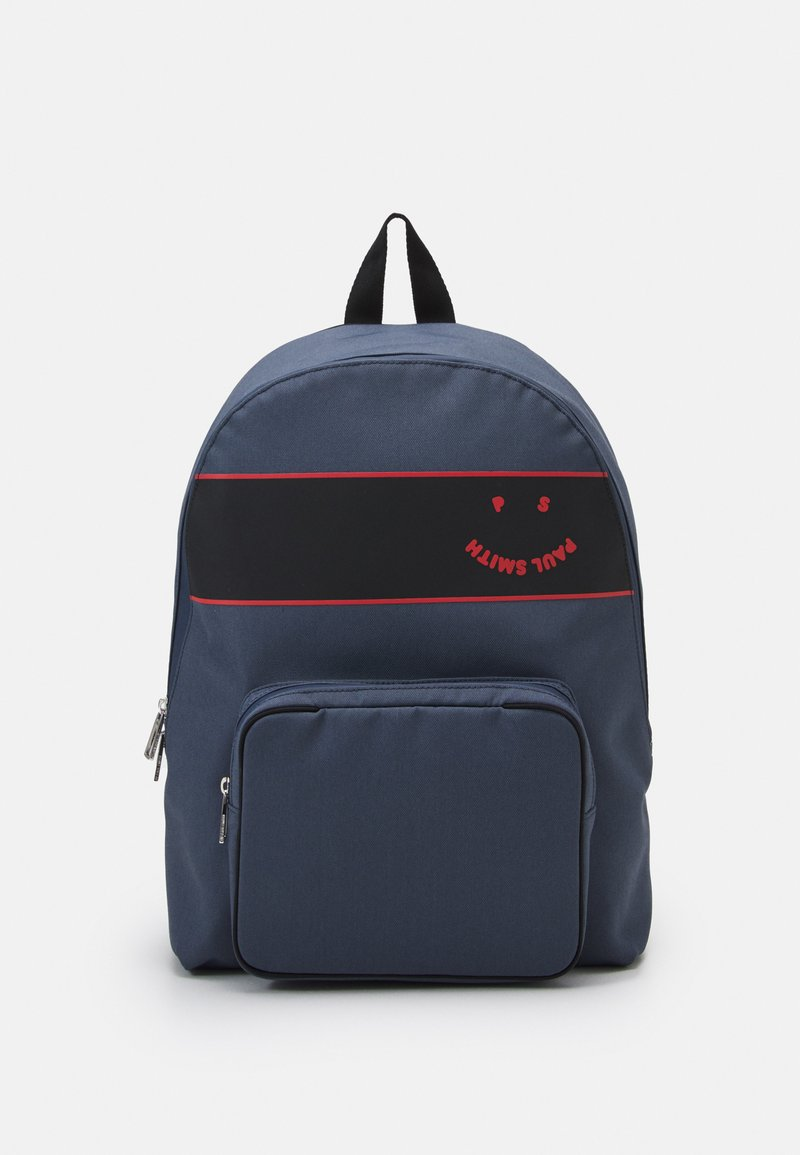 PS Paul Smith - BAG BACKPACK FACE UNISEX - Rucksack - navy