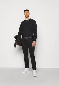 C.P. Company - CREW NECK - Sweatshirt - black - 1